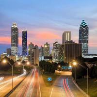 Image of the Atlanta skyline