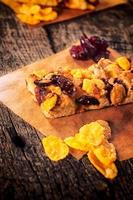 Healthy snack photo