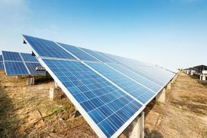 photovoltaic panels photo