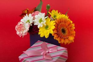 regalo de primavera foto