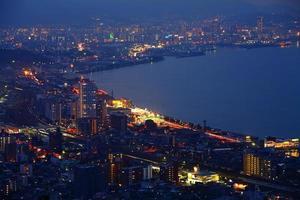 Kitakyushu night view photo