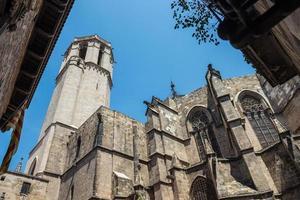 la cathédrale de barcelone