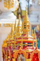 Pagoda of temple