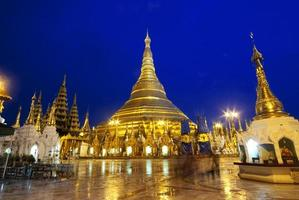 Schwedagon Pagoda photo