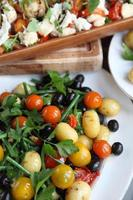 Base salad nicoise