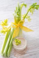 celery dippen photo