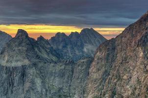 paysage de montagne.