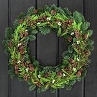 Traditional Winter Wreath
