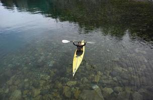 Sea Kayak in Patagonia