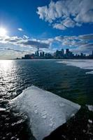 Winter in Toronto, photo