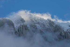 Winter Alps photo