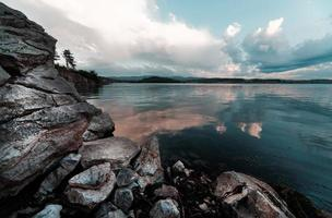 El lago foto