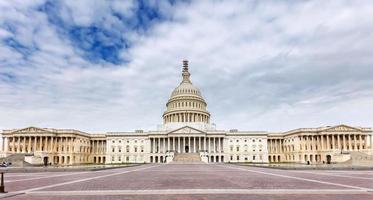 ons Capitol panoramisch uitzicht