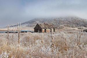 granja abandonada foto