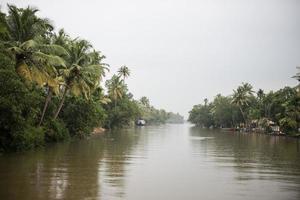 Lake in Kottayam photo
