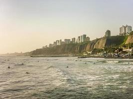 Lima City Coast photo