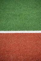 Sports field photo