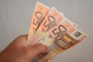 dinero. foto