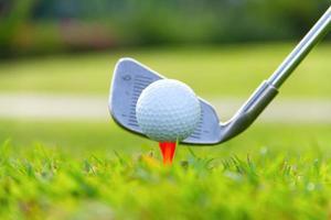 golf foto