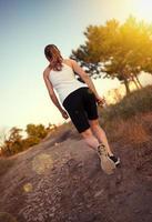corredor femenino