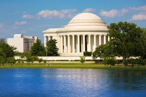 Thomas Jefferson Memorial in Washington DC