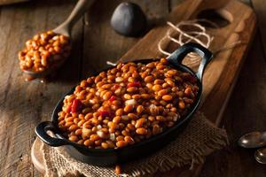 Homemade Barbecue Baked Beans photo