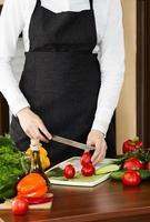 verduras, cocina foto
