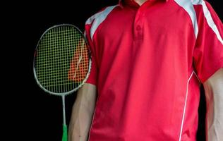 Badminton Player photo