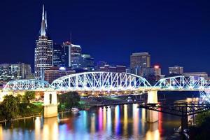 Downtown Nashville photo