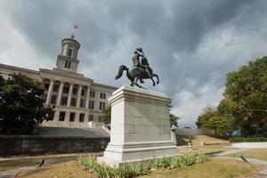 Monumento de Jackson foto