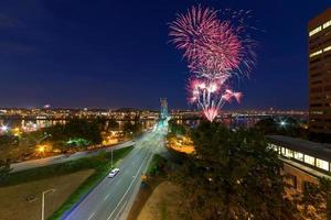 4 de julio fuegos artificiales portland oregon