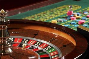 Roulette casino photo