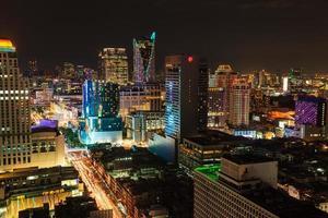 Bangkok Skyline photo