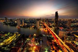 Bangkok city photo