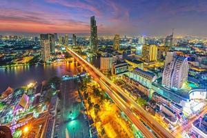 Bangkok Stadtbild