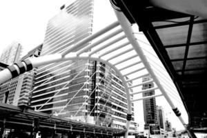 Bangkok architecture photo