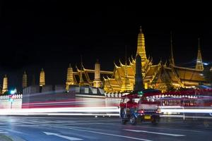 wat phra keo, bangkok photo