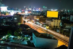 Bangkok Stadt 2015