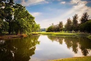 Wachira Benjathat Park photo