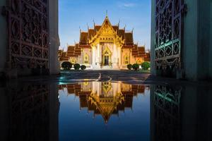 Wat Benchamabophit, Bangkok, Tailandia