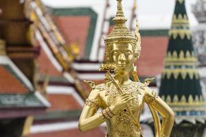 Kinnara at Wat Phra Si Rattana Satsadaram