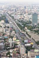 Bangkok road photo