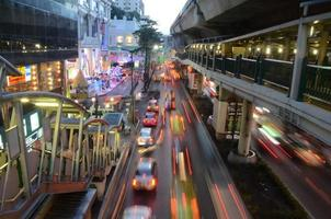Bangkok Traffic photo