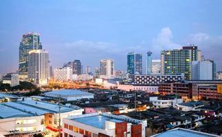 Bangkok Night photo