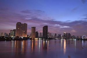 ciudad bangkok foto