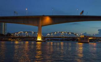 Bridge in Bangkok