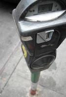 parquímetro de Nueva York foto