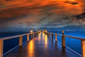 puente arbolado