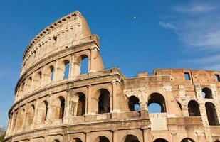 The legendary ancient Colosseo