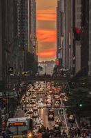 Manhattanhenge photo